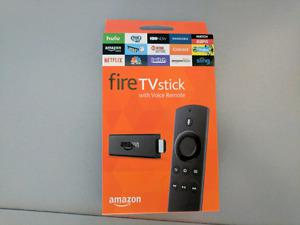 Brand New Fire TV Stick with Alexa Remote