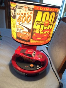 CARS Lightning McQueen Lamp