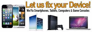 Cell Phone,Computer Repair (Mac / PC) Mail in Service