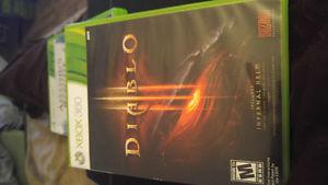 Diablo 3 for xbox 360