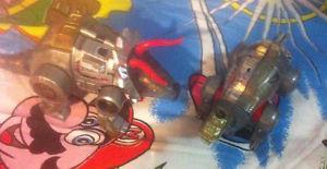 Dinobots Transformers Slag & Sludge G1 Hasbro Vintage