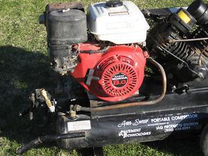 GAS POWERED COMPRESSOR