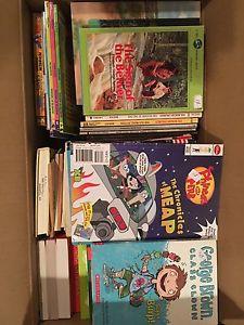 Garage/Book Sale Vente de livres