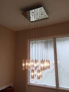 Glad chandelier