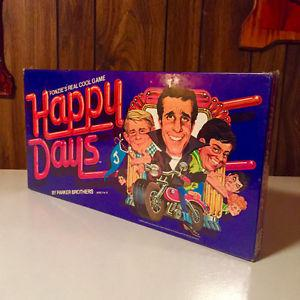 HAPPY DAYS BOARD GAME  SEALED / UNOPENED