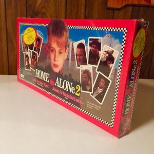 HOME ALONE 2 BOARD GAME  SEALED / UNOPENED