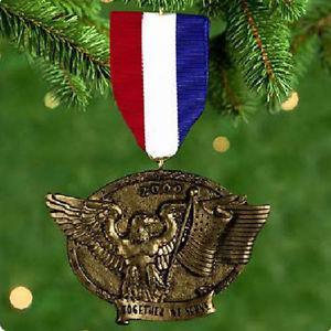 Hallmark Together We Serve US Armed Forces Medal