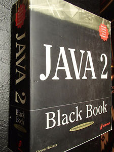 Java 2 Black Book with CD