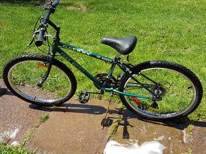 Kids galaxy free spirit  speed mountain bike
