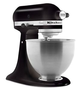 KitchenAid K45SS Tilt Head Stand Mixer