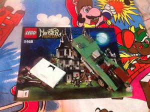 Lego Monster Fighters Car from Vampyre Castle **Car Only**