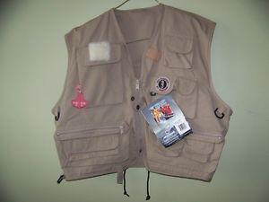 Mens Fishing Vest