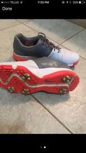 Men's Nike golf shoes 9