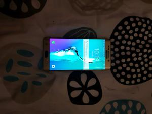 Mint condition unlocked Samsung galaxy s6 edge plus for