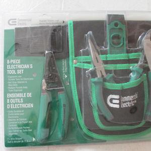 NEW Commercial Electric Tool Set