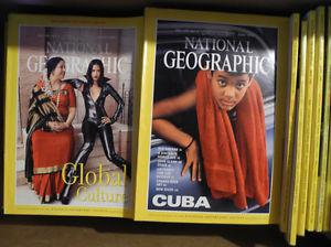 National Geographics