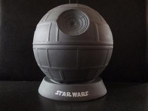 New Collectible Star Wars Death Star Bust w/T-Shirt Inside