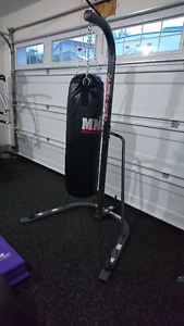 New MMA Century Punching Bag With Century Stand
