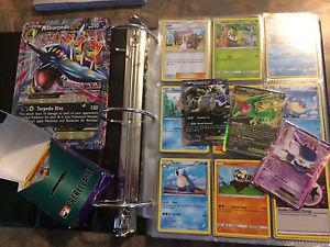 Pokemon card collection