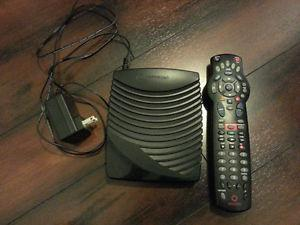 Rogers Digital Cable Box and Remote
