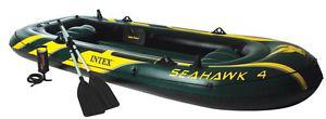 Seahawk 4 inflatable boat