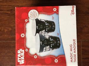 Star Wars Magic Mug,,, new in box