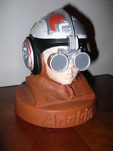 Star Wars Young Anakin Skywalker/Darth Vader Coin Bank