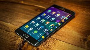 Unlocked Samsung Galaxy Note Edge 32g