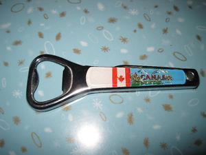 Vintage Canada Souvenir Bottle Opener Tool