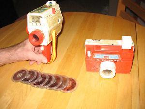 Vintage Fisher Price Cameras