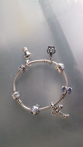 Wanted: Pandora bracelet and charms