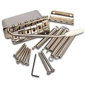 Wanted: Wanted:Stratocaster tremolo bridge parts.Possibly