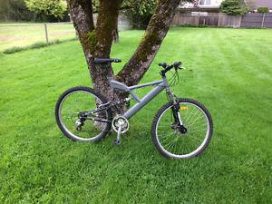 21 Speed Supercycle Full Suspension Mountain Bike