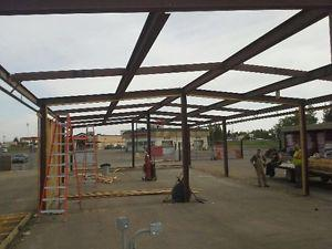 66x28 steel building for sale