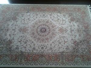 700-reed Persian traditional carpet, 750$