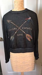 Abercrombie & Fitch slouchy sweater