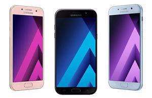 Brand New unlocked Samsung Galaxy A) Dual SIM +