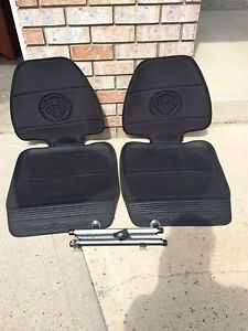 Car seat protectors with free Extras
