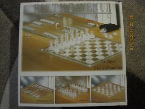 Chess/Checkers/Backgammon