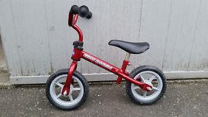 Child's push balance training bike Chicco