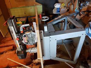 Craftsman laser radial arm saw