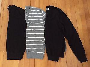 Gap and Old Navy medium men's sweaters