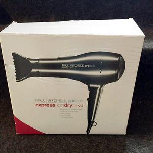 Hair Dryer -- Paul Mitchell Ion Dry VI