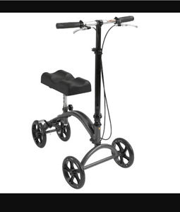 Knee Walker (no need to break your neck on crutches)