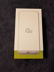 LG G5 PHONE BRAND NEW IN BOX