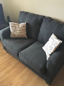LOVE SEAT FOR SALE- LESS THAN ONE YEAR OLD