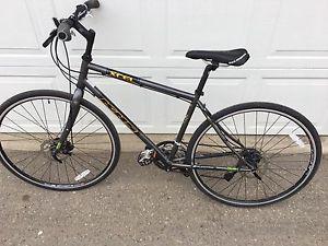Like New KHS URBAN XCEL Hybrid Bike