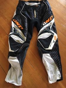 Mens Dirt bike protective pants