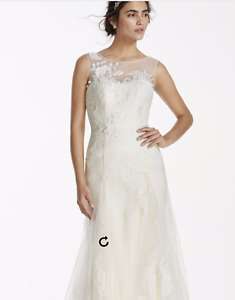 New Melissa Sweet Wedding Dress
