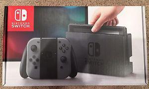 Nintendo Switch- brand new never opened